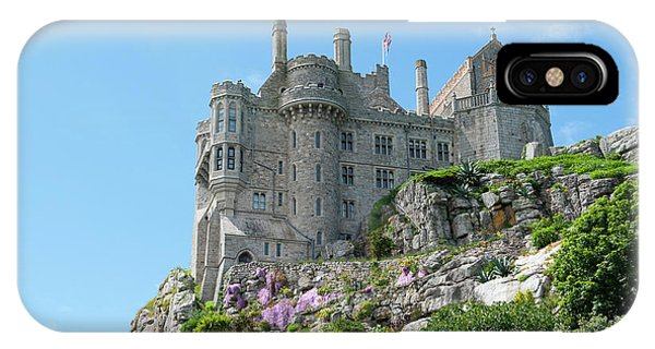 St Michael's Mount Castle IPhone Case