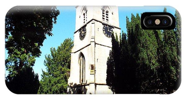 St. Michael's,rossington IPhone Case