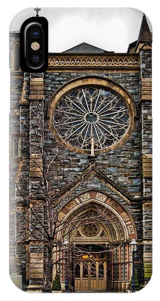St. Patrick's Church IPhone Case