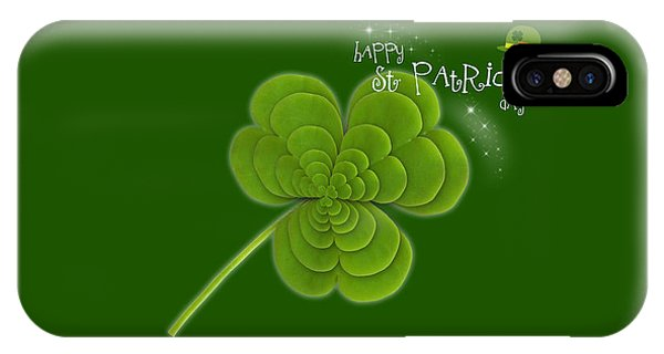 Design iPhone Case - St. Patrick's Day by Maye Loeser