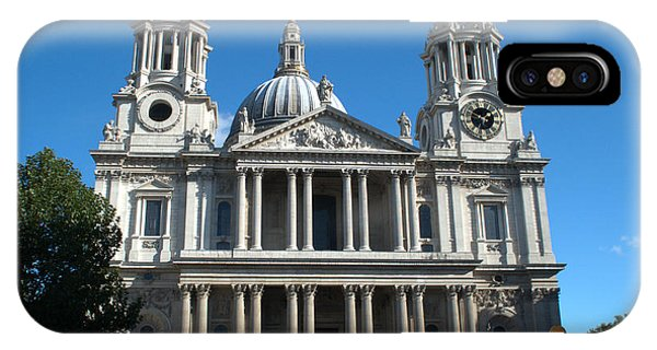 iPhone Case - St Pauls Cathedral by Chris Day