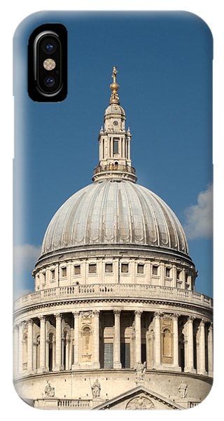 iPhone Case - St Pauls Cathedral From The South by Chris Day