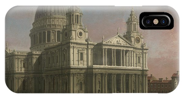 St. Paul's Cathedral IPhone Case