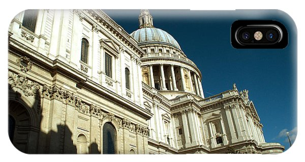 iPhone Case - St Pauls Cathedral London 2 by Chris Day