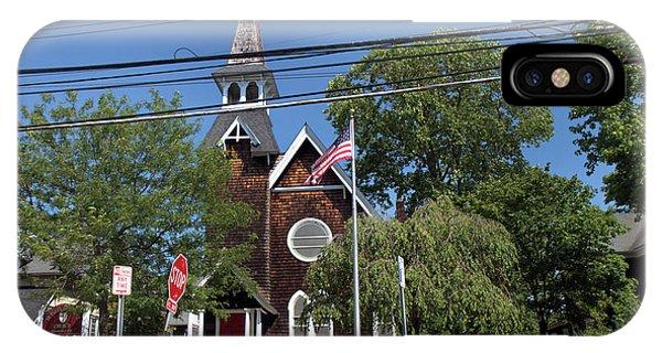 St Pauls Episcopal Church Patchogue IPhone Case