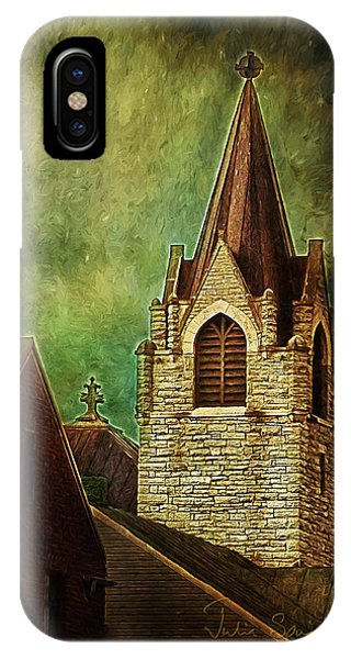 St Peter's By Night IPhone Case