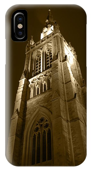 iPhone Case - St Peter's Church Bournemouth by Chris Day