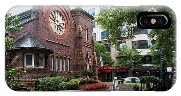 St. Peter's Episcopal Church IPhone Case