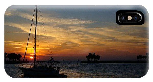 St. Petersburg Sunrise IPhone Case