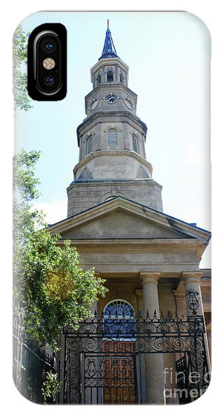 St. Phillips Episcopal Church, Charleston, South Carolina IPhone Case
