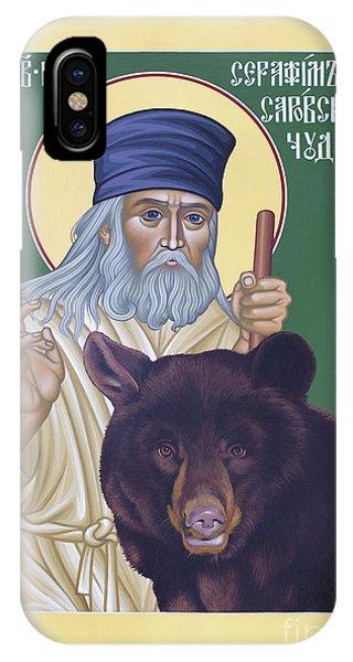 St. Seraphim Of Sarov - Rlses IPhone Case
