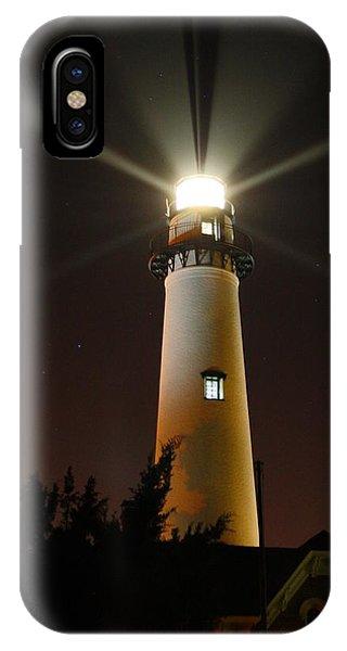 St Simons Island Lighthouse IPhone Case