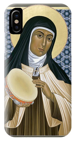 St. Teresa Of Avila - Rltoa IPhone Case