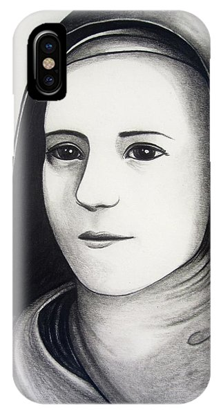 St. Therese Of Lisieux IPhone Case