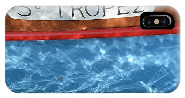 St. Tropez IPhone Case