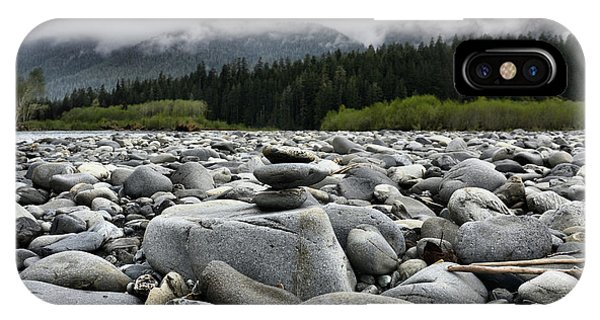 Stacked Rocks IPhone Case