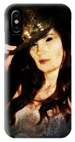 Stacy 1 IPhone Case