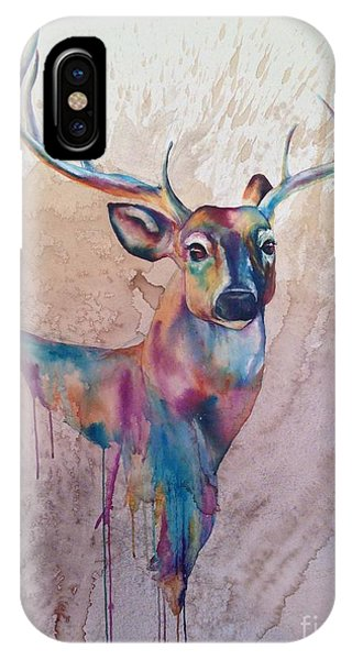 Stag Spirit IPhone Case