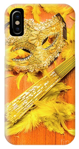 Event iPhone Case - Stage And Dance Still Life by Jorgo Photography - Wall Art Gallery