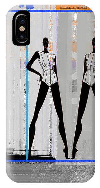 Fashion iPhone Case - Stage Space by Naxart Studio