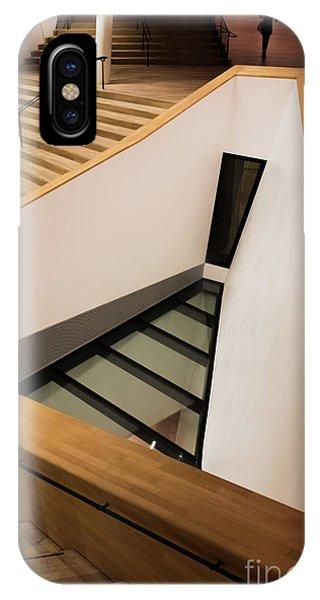 Staircase In Elbphiharmonic IPhone Case