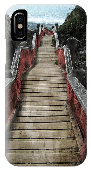 Stairs To Bliss IPhone Case