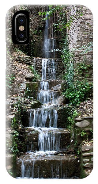 Stairway Waterfall IPhone Case
