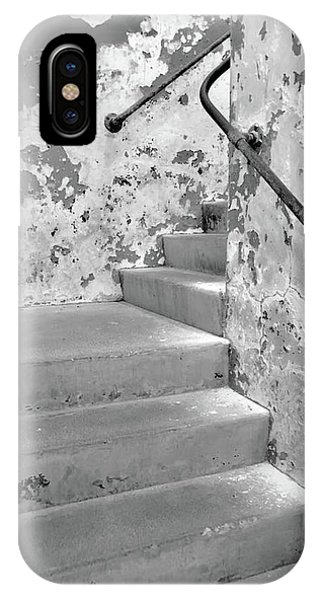 Stairwell IPhone Case