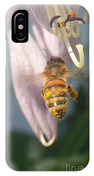 Stamen Attraction IPhone Case