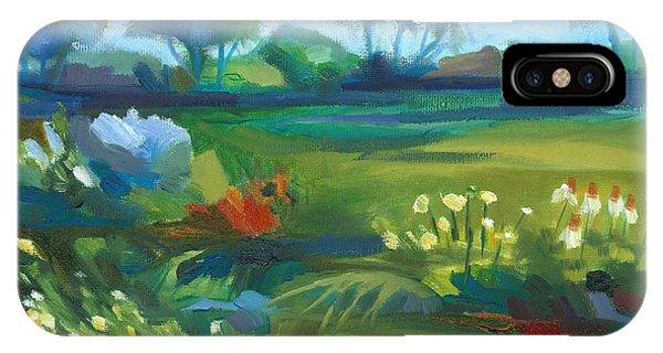 Stan Hywet Garden IPhone Case