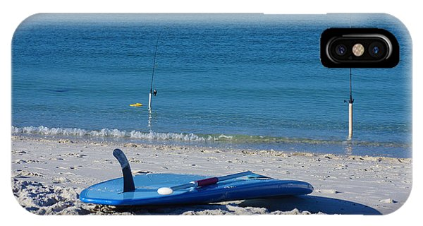 Stand Up Paddle Board IPhone Case