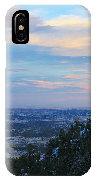Stanley Canyon Hike IPhone Case