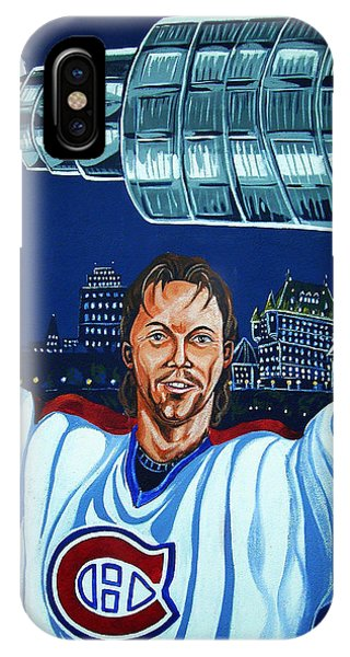 Stanley Cup - Champion IPhone Case