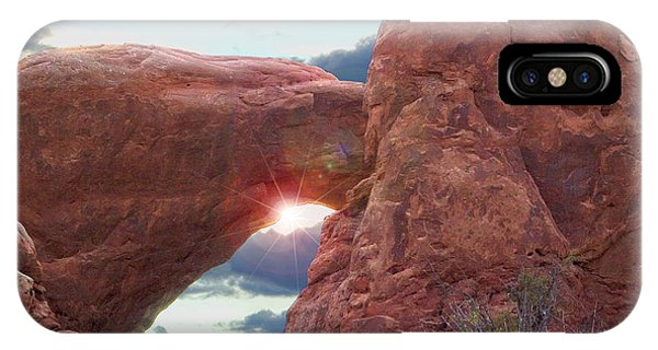 Star Arch IPhone Case