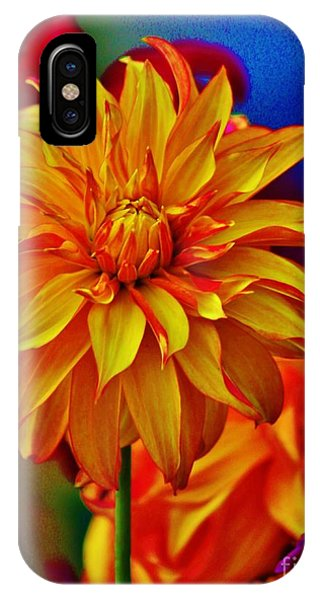 Star Burst IPhone Case