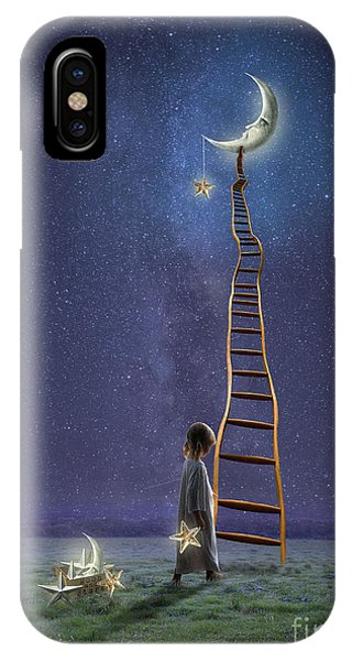 Star Keeper IPhone Case