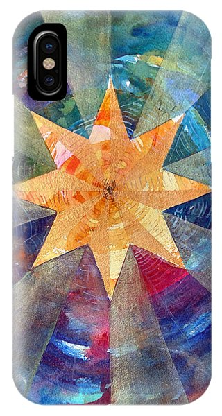 Star Mandala 1  IPhone Case