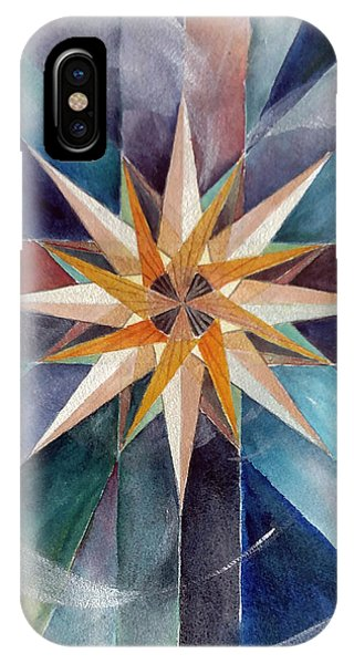 Star Mandala 2  IPhone Case