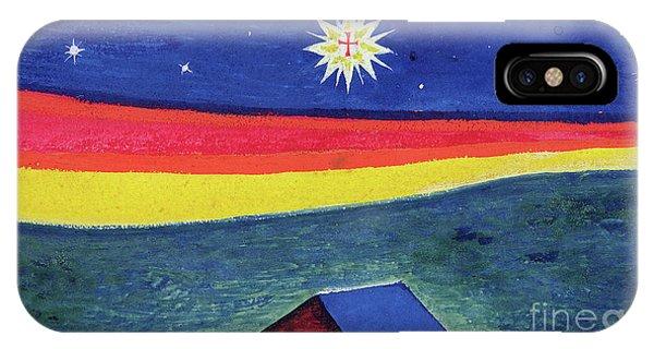 Star Of Bethlehem IPhone Case