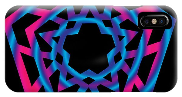 Star Of Enlightenment IPhone Case