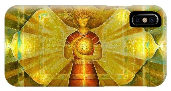 Star Of Venus IPhone Case