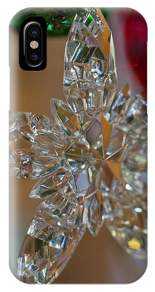 Star Ornament IPhone Case