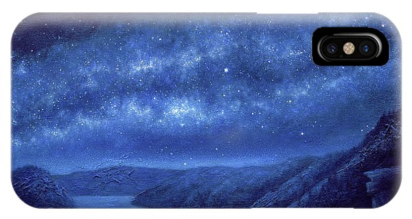 Star Path IPhone Case