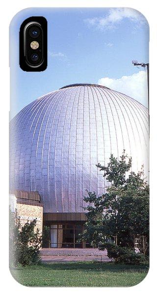 Star Planetarium Berlin IPhone Case
