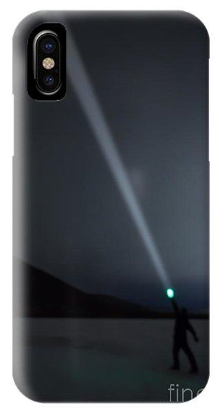 Star Searcher IPhone Case