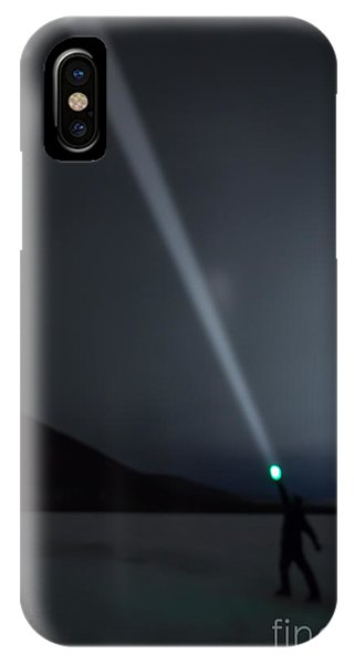 Star Searcher IPhone Case