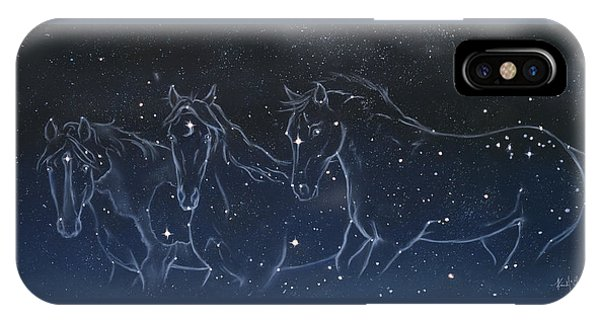 Star Spirits IPhone Case