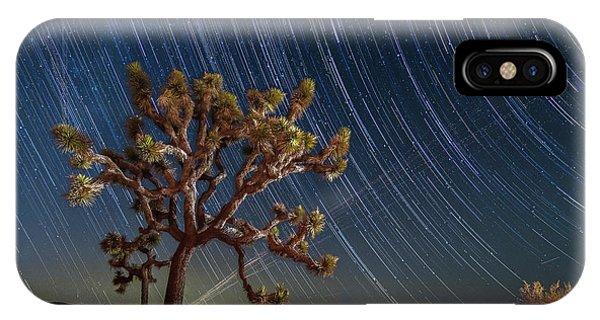 Star Spun IPhone Case