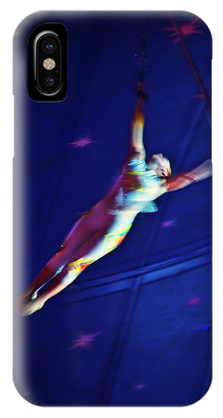 iPhone Case - Star Swinger by Ron Morecraft