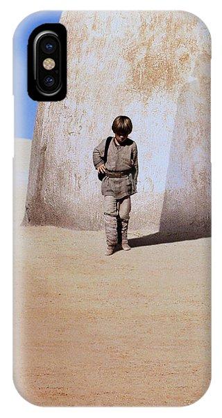 Star Wars Episode I - The Phantom Menace 1999 7 IPhone Case
